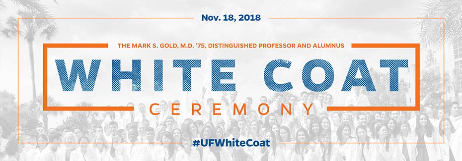 White Coat Ceremony 2018