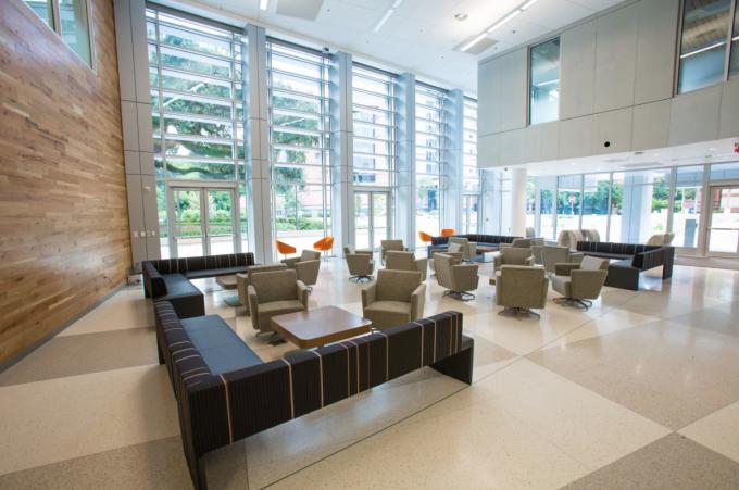 Harrell Medical Education Building Scott Commons