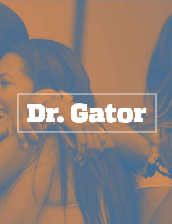 Dr. Gator Graphic